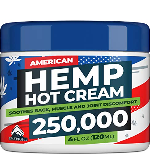 Hemp Cream for Pain