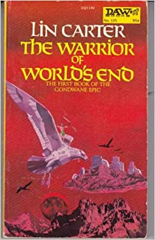 Book The Warrior of World's End, No.1