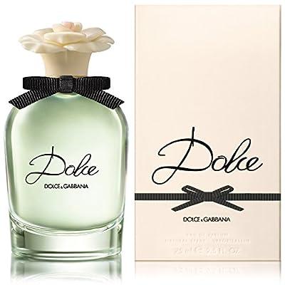 Dolce by Dolce & Gabbana Eau de Parfum Spray for Women, 2.5 Fluid Ounce