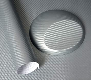 NewL Carbon Folie 5D Struktur f/ühlbare Struktur 45 x 150 cm selbstklebend Carbonfolie Auto Klebe Folie folieren