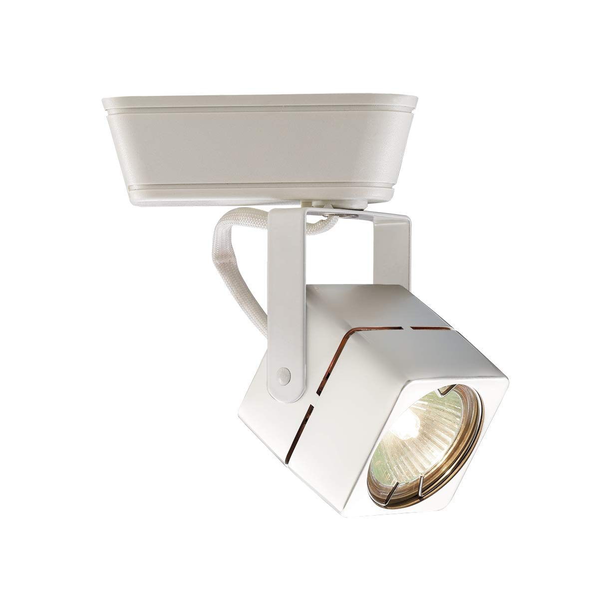 WAC Lighting HHT-802-WT Low Voltage Track Fixture, White