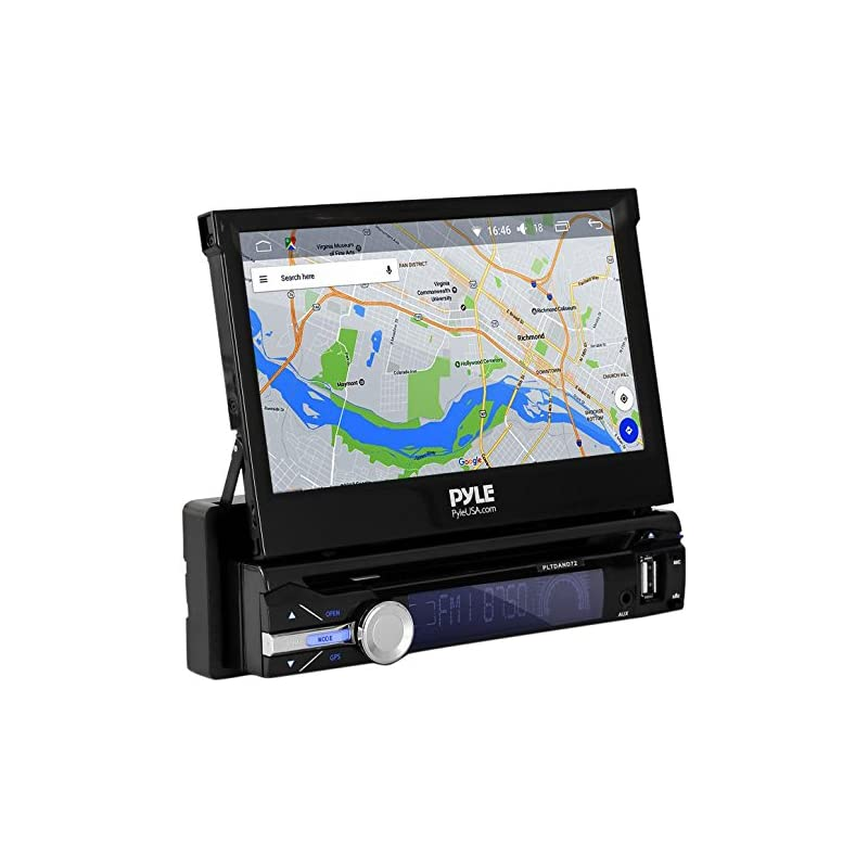 Pyle Single DIN In Dash Android Car Ster
