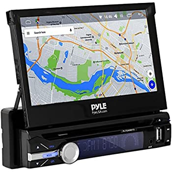 pyle single din in dash android car stereo. Black Bedroom Furniture Sets. Home Design Ideas