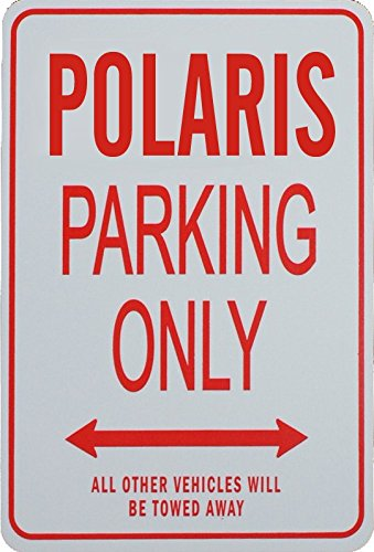 POLARIS PARKING ONLY - Miniature Fun Parking (Miniature Atv)