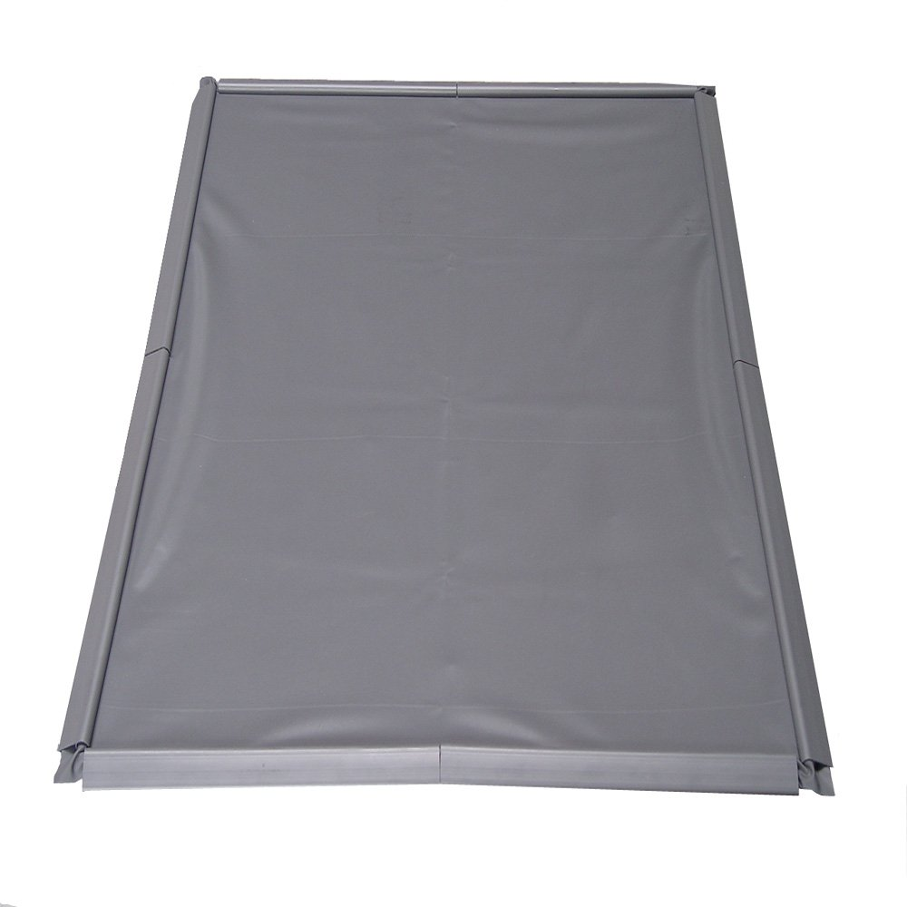 Auto Care Products 70034 Clean Park 3' x 4' Heavy Duty Oil Drip Mat with 50-mil Vinyl Sheeting Auto Care Products Inc.