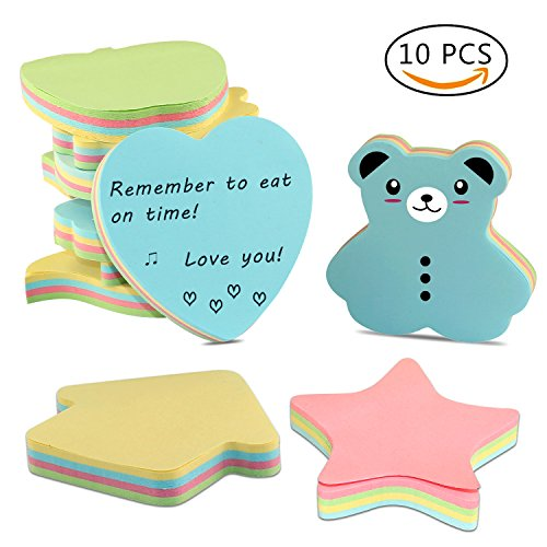 sticky notes kereda self stick notes in different shapes import