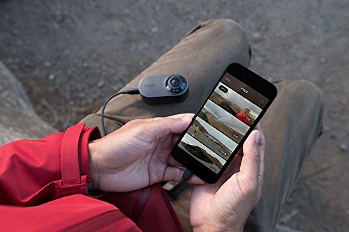 Rylo 360 Video Camera (iPhone Version) - Breakthrough stabilization, 4K recording, includes 16GB SD card and Everyday Case
