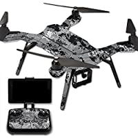 MightySkins Protective Vinyl Skin Decal for 3DR Solo Drone Quadcopter wrap cover sticker skins TrueTimberViper Urban