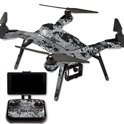 Cheap MightySkins Protective Vinyl Skin Decal for 3DR Solo Drone Quadcopter wrap Cover Sticker Skins TrueTimberViper Urban