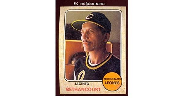1974 Made in Venezuela Stickers (Baseball) Card# 172 jacinto ...