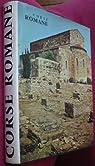Corse romane. coll. la nuit des temps. par Moracchini-Mazel