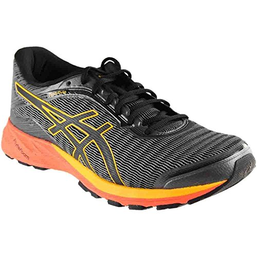 e Running Shoe, Carbon/Black/Citrus, 9 M US ()