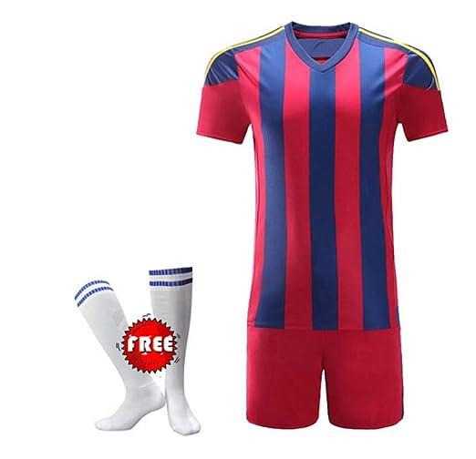 XIAOL Nuevos Conjuntos De Camisetas De Fútbol para Niños Camisetas ...