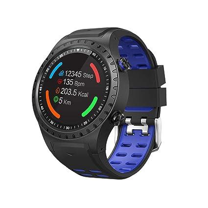 LEMFO M1 smartwatch compatible IOS 8.0 Android 4.4 SIM Bluetooth GPS Llamada de teléfono IP67 Reloj deportivo inteligente a prueba de agua Reloj con ...