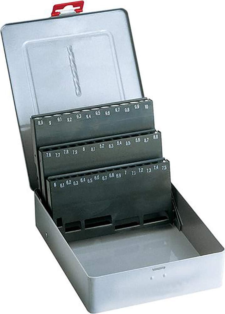 FORMAT - Caja metálica vacia 6-10mm: Amazon.es: Bricolaje y herramientas