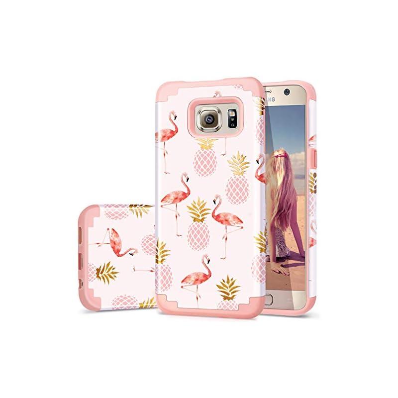 Fingic Samsung Galaxy S6 Case,S6 Case Su