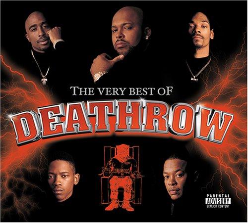 The Very Best Of Death Row (Clean Version) (The Best Of Death Row)