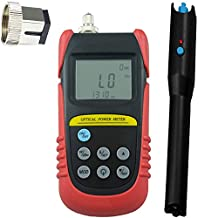 -70dB to +6db, Optical Power Meter, fiber optical Power Meter, optic power meter, fiber optic power meter + 20mw(16-17km), optic fiber Visual Fault Locator, optical fiber visual fault locator