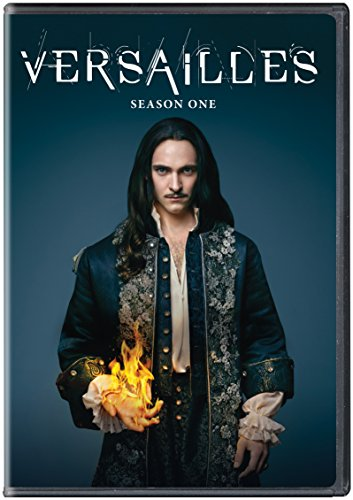 DVD : Versailles: Season One (Boxed Set, Snap Case, Slipsleeve Packaging, 4 Disc)