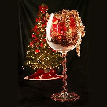 Grainware Grand Stemware Acrylic Red Wine Glass