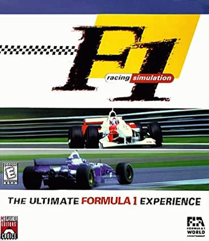 Amazon com: F1 Racing Simulation - PC: Video Games