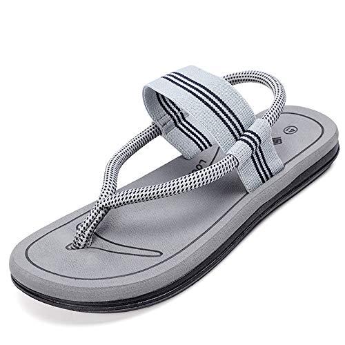 tempo Xiaoqin all'aperto Gray casual adatti e toe per al chiuso libero per da open il uomo Sandali scarpe PwxWUqPfSr
