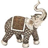 Deco 79 54924 Polystone Elephant