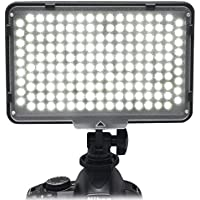 Mcoplus 168 LED Studio Video Light Lamp for Canon Nikon Sony DV Camerea Camcorder