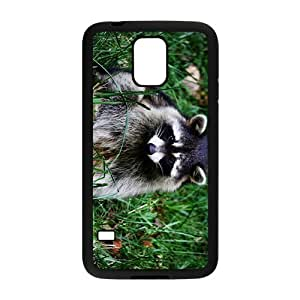 Little Raccoon Hight Quality Plastic Case for Samsung Galaxy S5