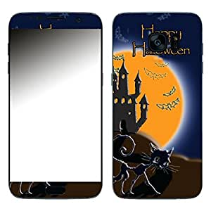 "Motivos Disagu Design Skin para Samsung Galaxy S7 Edge: ""Halloween Night"""