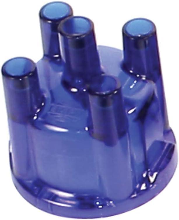 EMPI 8792 BLUE TRANSPARENT DISTRIBUTOR CAP 009 VW DUNE BUGGY BUG GHIA THING BAJA