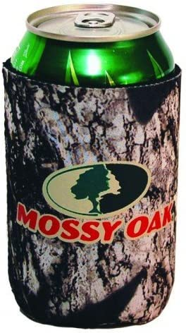 Mossy Oak Neoprene Can Cooler Koozie by Havercamp