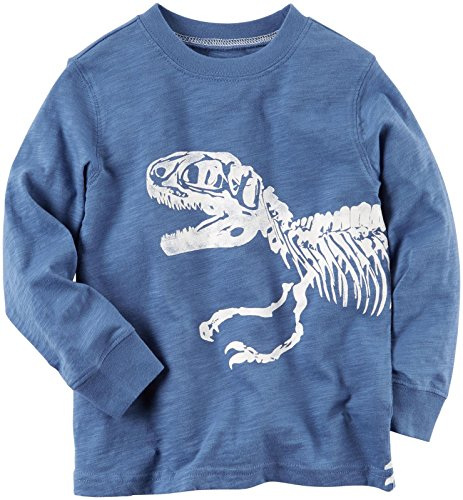 Carters Baby Boys Skeleton T Shirt