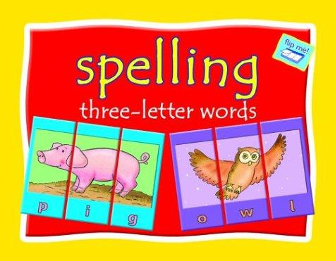 Spelling Three-Letter Words (Flip me) ebook