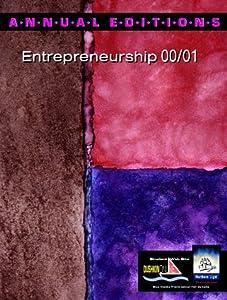 Annual Editions: Entrepreneurship 00/01