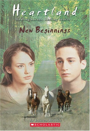 Heartland #18: New Beginnings by Scholastic Paperbacks