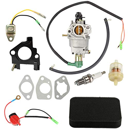 Mannial Carburetor Carb fit Honda GX340 GX390 Generator 182 188 Engine Motor