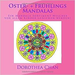 Oster Fruehlings Mandalas Ein Mandala Sortiment Welches Vorallem