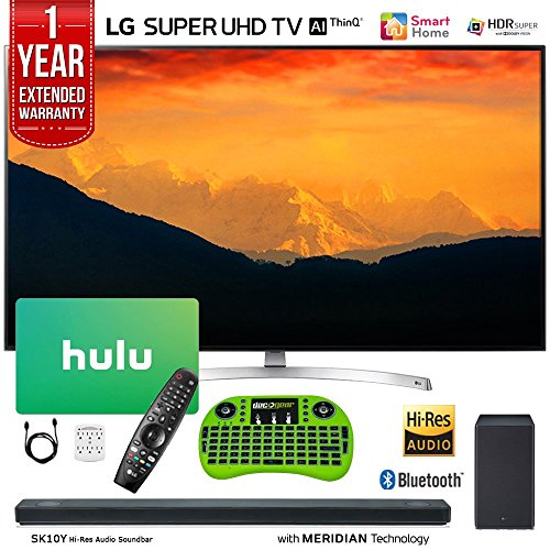 "LG 65SK9000PUA 65"" Super UHD 4K AI Smart TV W/Nano Cell"
