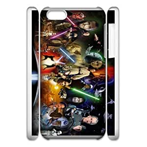 iPhone 5c 3D Cases Cell Phone Case Cover Star Wars 5R56R814487