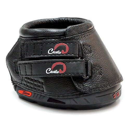 Cavallo Horse & Rider Simple Slim Sole Hoof Boot, Size 2