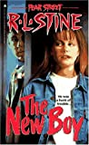 The New Boy, R. L. Stine, 0671738690