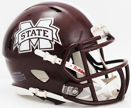 NCAA Mississippi State Bulldogs Speed Mi - State Bulldogs Helmet Shopping Results