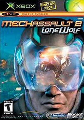 Amazon Com Mech Assault 2 Lone Wolf Xbox Artist Not Provided