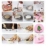 kowanii Sugar Cookie Decorating Supplies Tools Kit
