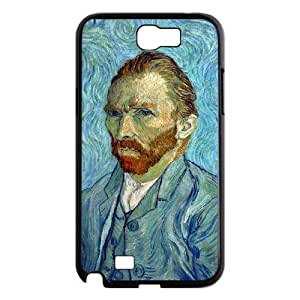 WJHSSB Diy Phone Case Van Gogh Pattern Hard Case For Samsung Galaxy Note 2 N7100