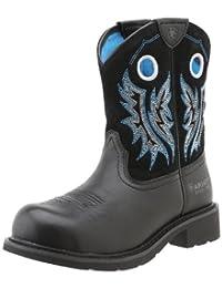 Ariat Women's Fatbaby Cowgirl Steel Toe Western Cowboy Boot