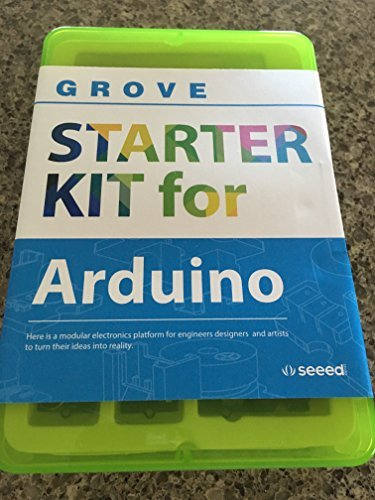 Seeedstudio Grove for Arduino - Starter Kit V3 from seeed studio