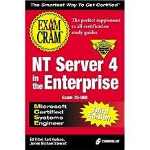 MCSE NT Server 4 in the Enterprise Exam Cram: Exam 70-068