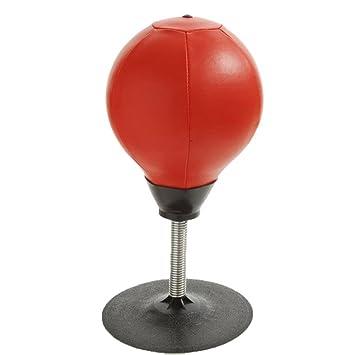Amazon.com: iHuniu Punching ball de computadora con muelle ...